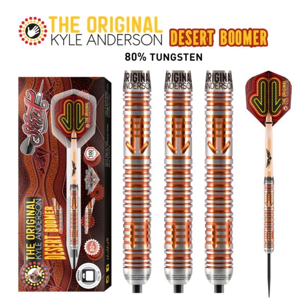 Kyle Anderson Desert Boomer Darts