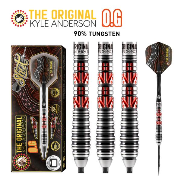 Kyle Anderson The Original Darts