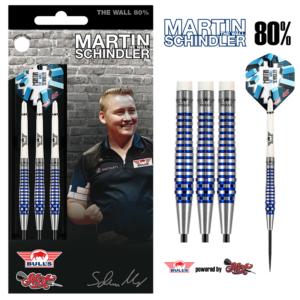 Martin Schindler 80% Tungsten Darts