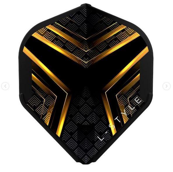 Fligths Genesis Black-Gold L-Style
